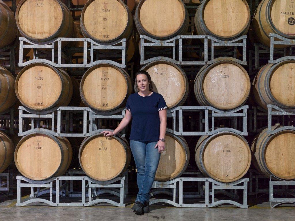 Winemaker - Kate Franklin