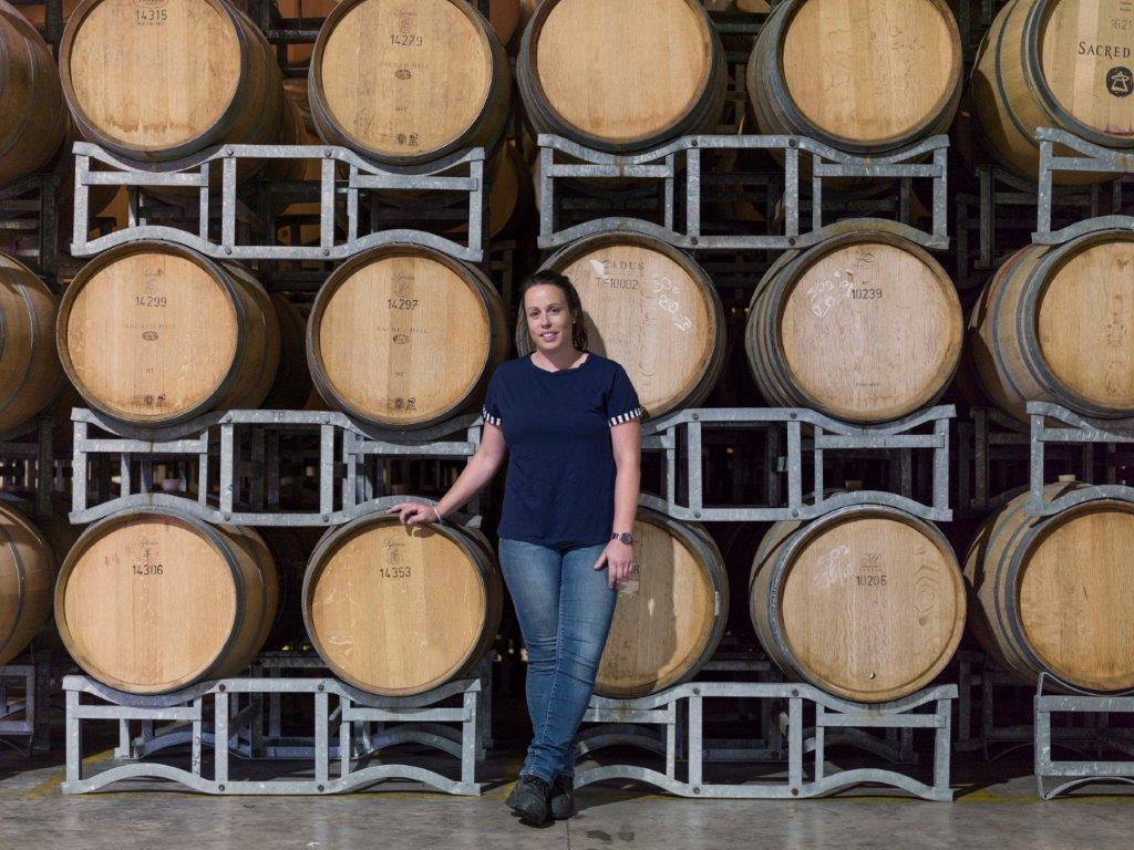 Winemaker - Kate Franklin