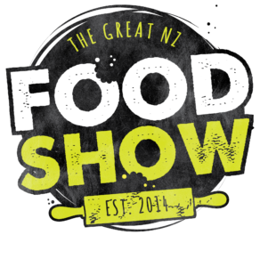 the great nz food show logo