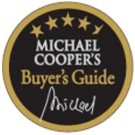 Michael Coopers Buyers Guide 4.5 Stars