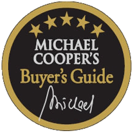 Michael Coopers Buyers Guide 5 Stars