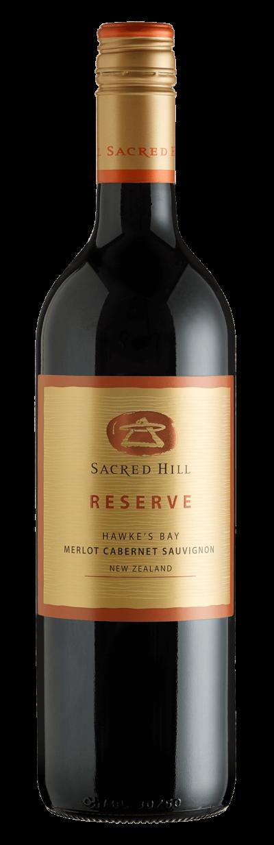 Sacred Hill Reserve HB Merlot Cabernet